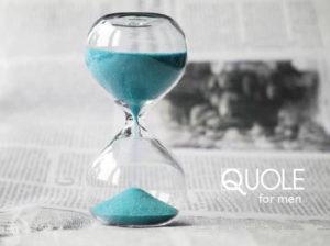 korte wachttijden QUOLE for men